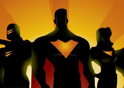 superhero-team